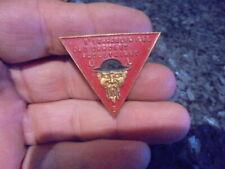 ULB medaille saint verhaegen 1966 étudiants saint Vé VUB student