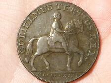 1791 Jonathon Garton & Co. Hull Halfpenny Token #TT86
