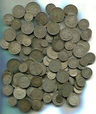 More details for 1035 grams of pre 47 silver coins many for resale, some better grades in lot