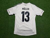 Germania Squadra Nazionale Maglia L 2012 Em DFB adidas Maglietta Jersey Mugnaio