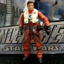 "STAR WARS the black series POE DAMERON the Force Awakens epVII 3.75"" TBS Walmart"