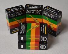 5  boxes  Alto Saxophone Reeds   SAX reed    size   #3   NEW