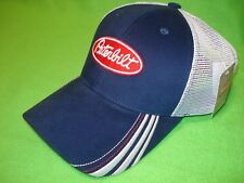 PETERBILT HAT   TRUCKER CAP   VISOR WING SUMMER MESH BACK   FREE SHIPPING  USA 268768da1f49
