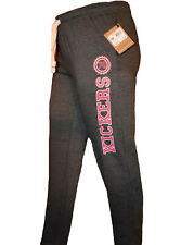 Kickers Slim Joggers Ladies 12 (M) Charcoal/Marl