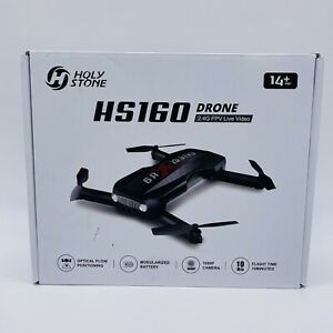 Holy Stone HS160 Pro Foldable Drone with 1080P HD WiFi Camera FPV Video