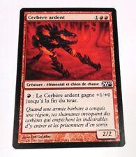 carte magic the gathering mtg - cerbère ardent - commune - magic 2012 - 1130249