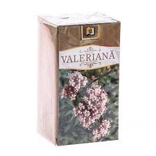 VALERIAN ROOT HERBAL TEA -USED IN INSOMNIA , ANXIETY ,VALERIANA OFFICINALIS TEA