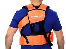 Komfort Tragegurt Doppel Schultergurt für Motorsense Freischneider Trimmer Neu
