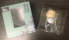 Today is Art Day Claude Monet Art History Action Figure Heroes Collection