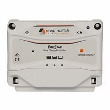 MorningStar ProStar PS-30 Solar Panel Charge Controller 12V / 24V Battery GEN 3