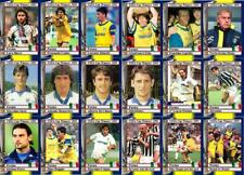 Parma UEFA Cup Winners 1995 football trading cards