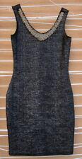 robe soirée noir brillant VERO MODA 36
