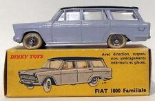 Fiat Dinky Diecast Vehicles