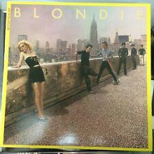 BLONDIE AUTOAMERICAN VINYL ALBUM VG COVER AGED HENCE PRICE SEE PICTURES VINYL VG