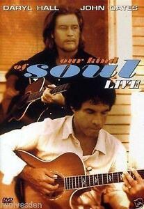 Our Kind Of Soul Live DVD       L1