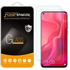 [2-Pack] Supershieldz Tempered Glass Screen Protector for Huawei Nova 4
