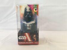Disney Star Wars Flameless Nightlight LED Darth Vader Candle