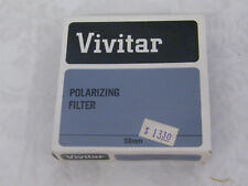 Vintage Vivitar 58MM Polarizing Camera Filter
