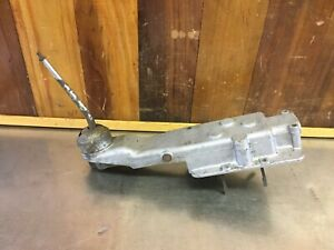 Triumph TR3B - TR4A • Original Gearbox Top Cover + Shifter. Used.      T1975