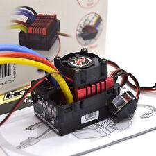 Hobbywing Quicrun WP 860 Dual Brushed Waterproof Motor ESC for RC 1/10 Boat Car