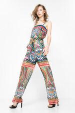 Desigual women's sheer light weigh jumper/ pants SZ 6