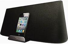 New Sony RDP-X500iP Premium Audio Speaker Dock Apple iPhone iPod (30 Pin)