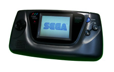 Sega Game Gear 100% Tested New Capacitors and Glass Screen
