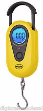 AWS SR-5 Portable Digital Hanging Luggage Scale Travel 11lb x 0.01 Pound Yellow