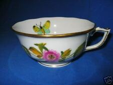 """HEREND Tea Cup """"Passion Flower""""  First Edition  Gorgeous!!!"""