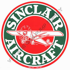 "Sinclair Aircraft 12"" Vinyl Decal (DC173)"