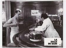 TOM NOVEMBRE LOBBY CARD PHOTO EXPLOITATION LA SALLE DE BAIN