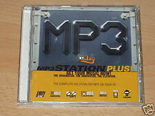 EJay Mp3 Radio Plus! Pc Cd-rom Xp rápido codificador mp3 Nuevo