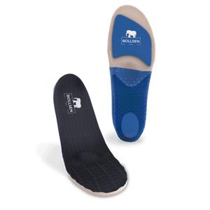 EinlegesohlenOrthopädische Einlagen Schuhe Gel Sport Arbeitsschuhe Fersensporn