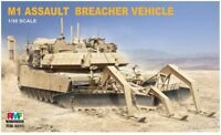 RYE FIELD MODEL RM 5011 MODELLINO M1 ASSAULT BREACHER VEHICLE