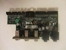 DELL XPS 420 *** Front I/O Panel *** XK488 *** USB Audio Paneel