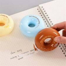 1pc Cute Donuts Design Correction Tape Diary Students Stationery School Supplies