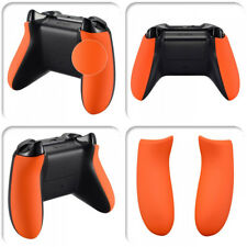 Soft Touch Grip Design Rear Handles Side Rails for Xbox One S One X Controller