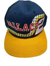 VINTAGE #2 RUSTY WALLACE Nascar 50th Anniversary Cap Hat Snapback