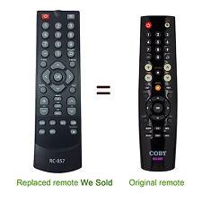 NEW RC-057 REMOTE CONTROL for COBY LEDTV1935 TFTV1925 TFTV2225 TFTV2425 TFTV4028