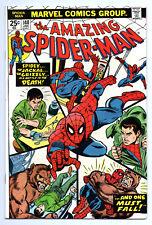 The Amazing Spider-Man#140 VF/NM enero 1975 vintage cómic Marvel 1º SERIE