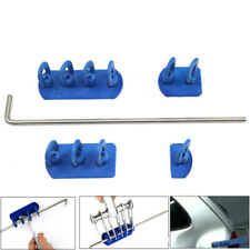 Car Body Sheet Metal Dent Repair Kits Push Hail Puller Tool Kit L-shaped Tie Rod