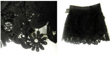 Floral Lace Skirts Size Petite for Women