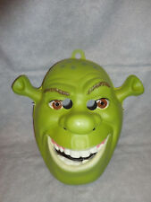 Shrek Pvc Mask Ogre 1 2 3 The Third Forever After Full Face Adult Green Costume