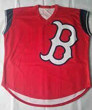 New XL Boston Red Sox 1999 Vintage Lost TATC Turn Ahead the Clock design Jersey