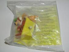 Burger King Hanna Barbera 1997 Yogi Bear et Boo Boo Wind Up Toy Comme neuf en Paquet