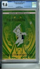 CEREBUS THE AARDVARK #8 CGC 9.6 LETTER & PIN-UP FROM FRED HEMBECK