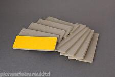 Fiamma Caravanstore mur de protection Pad Kit chevrons 3 pcs 98655-027