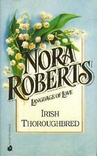 Irish Thoroughbred (Silhouette Language of Love #1)