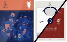Liverpool v Spurs Tottenham Hotspur - UEFA Champions League Final - 01 June 2019