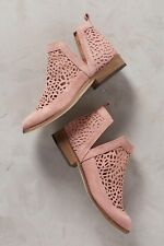 Anthropologie Howsty Nekal Boots Size 7 New Women MSRP: $328 Suede